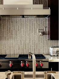 Love The Vertical Tile Backsplash Kitchen Remodel Pinterest - Linear tile backsplash