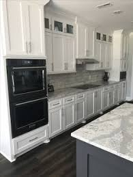 Black Or White Kitchen Cabinets 13 Amazing Kitchens With Black Appliances Include How To Decorate