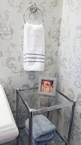 bathroom stencil ideas create an inviting bathroom with stencils hometalk