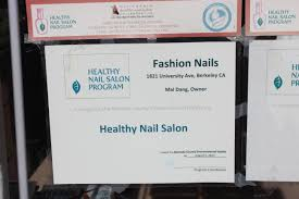 california aims to boost worker safety one nail salon at a time