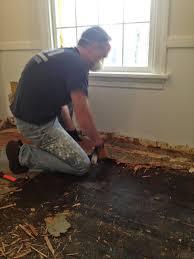 Hardwood Floor Restore Restoring The Splendor Old House Restorations Old Home