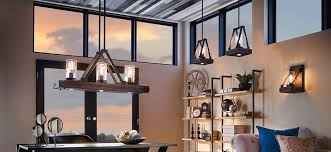 interior lights for home selecting the lighting elements for your home with kichler