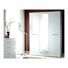 armoire miroir chambre armoire miroir chambre armoire blanche 2 portes coulissantes