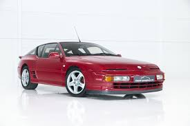 renault alpine gta 1994 renault alpine a610 turbo classic driver market