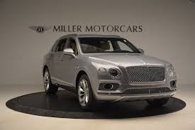 bentley bentayga grey 2018 bentley bentayga stock b1282 for sale near greenwich ct
