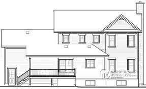 farmhouse house plan house plan w2853a detail from drummondhouseplans com