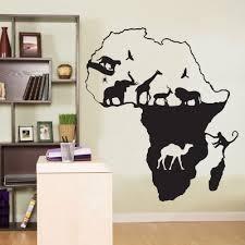 popular monkey decal buy cheap lots from china african safari nursery giraffe monkey vinyl wall decal art decor sticker china mainland