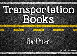 transportation theme prekinders