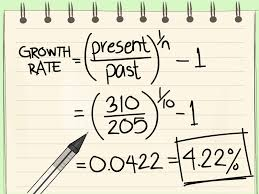 How Many Weeks In A Year How To Calculate Growth Rate With Calculator Wikihow