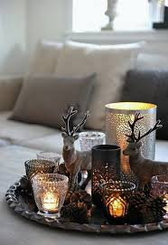 Animated Christmas Tabletop Decorations by 30 Rustic Christmas Decoration Ideas Rustic Christmas Rustic