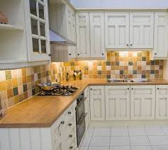 antique backsplash for white kitchen all home decorations