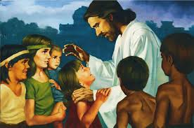 Image Of Christ by Jesus Christ Visits The Americas