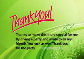 thank you messages for birthday from friends
