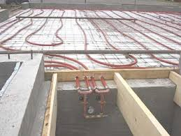 floor heating how to