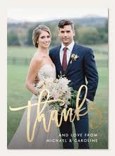 wedding thank you cards wedding thank you cards notes simply to impress