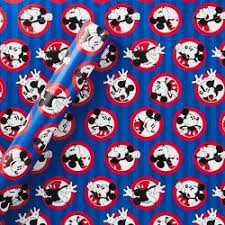 mickey mouse wrapping paper paw patrol gift wrap birthday target