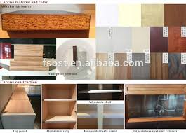 selling kitchen kabinet heat resistant flat pack unfinished