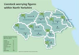 Yorkshire England Map by North Yorkshire Police Launches Initiative To Close Legal