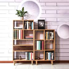 bookcase cheap unfinished wood bedroom furniture solid bookcases