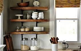 kitchen wall shelf ideas best kitchen wall shelves ideas
