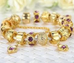 pandora style silver charm bracelet images Athenafashion crystal pandora style charm bracelet jpeg