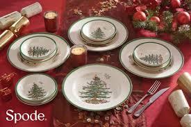 buy spode tree dinner service set at mailshop co uk