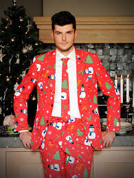 christmas suit christmas sweaters turned into stylish suits bored panda