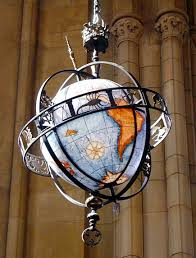 Light Fixture Globe Globe Light Fixture Suzzallo Reading Room Uw Libraries