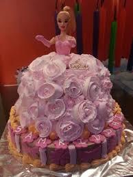 barbie doll cake 1 5 kg delhi easy2cake