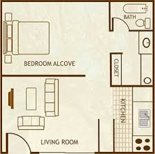 440 Square Feet Apartment Falcon Court Apartments 355 N 7th Street Sierra Vista Az Rentcafé