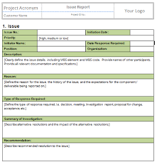 it issue report template it issue report template 1 professional and high quality templates