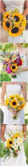 Sunflower Wedding Bouquet The 25 Best Sunflower Wedding Bouquets Ideas On Pinterest