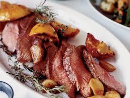 paprika roasted leg of lamb recipe marcus samuelsson food u0026 wine