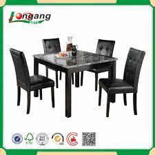 black marble dining table set black marble dining table set wholesale dining table suppliers