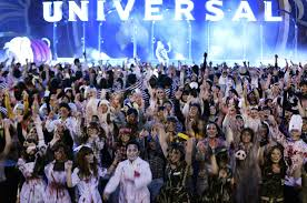 usj drew record number of visitors in october the japan times