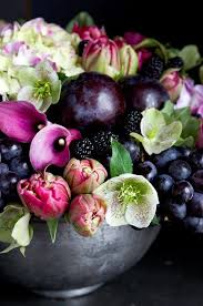 flowers and fruit how to make a mixed flower and fruit arrangement prestige
