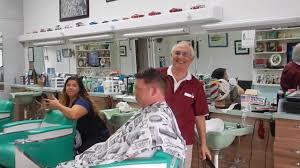 john the barber vero beach florida september 22 2017 ron crider
