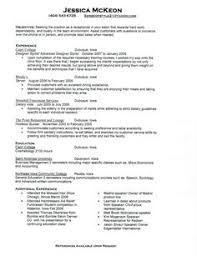 Sample Of Resume For Receptionist by Good Bad Resumes Examples You Have To Avoid Bad Resume Examples