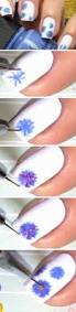 23 easy summer nail art for short nails blupla