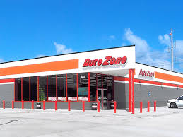 autozone races to get ready for chain store age