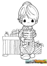 teacher coloring pages precious moments coloring coloring