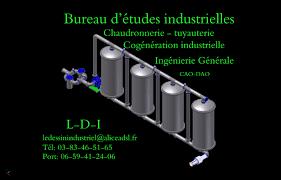 bureau d udes industrielles bureau d études industrielles