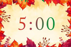 fall thanksgiving countdown fall ministry kick