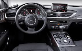 2012 audi a7 first test motor trend