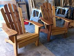 Grey Adirondack Chairs Our Adirondack Chair Wood Choices