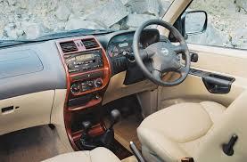 nissan terrano 1997 interior nissan terrano station wagon review 1993 2007 parkers