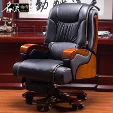 office recliner chairs leather office recliner chair leather