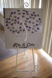 tree signing for wedding kadella design wedding signing tree