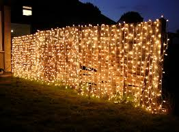 christmas fence decorations home design inspirations