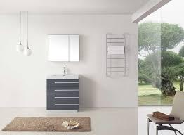 Single Bathroom Vanity Cabinets Virtu Usa Bailey 30
